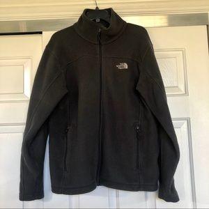 men's Northface zip up jacket